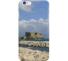 Castel dell'Ovo iPhone Case/Skin