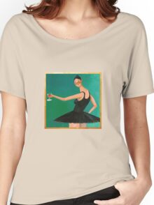 My Beautiful Dark Twisted Fantasy (Ballerina) Women's Relaxed Fit T-Shirt