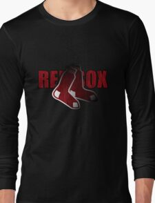 Red Sox Logo Long Sleeve T-Shirt