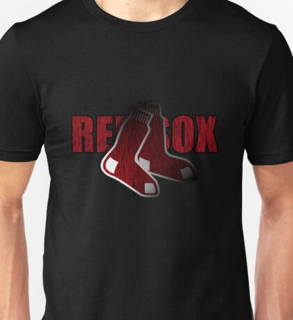 Red Sox Logo Unisex T-Shirt