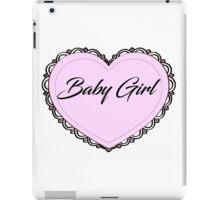 Baby Girl iPad Case/Skin