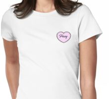Pu$$y Womens Fitted T-Shirt