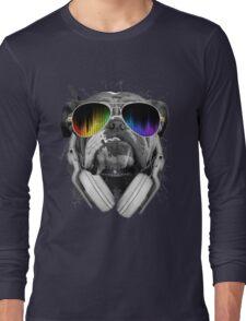 Bulldog DJ Long Sleeve T-Shirt