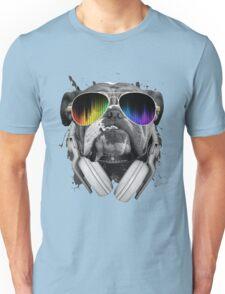 Bulldog DJ Unisex T-Shirt
