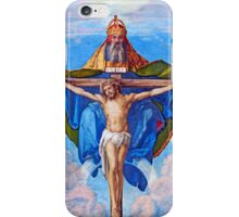 Albrecht Durer Adoration of the Trinity iPhone Case/Skin