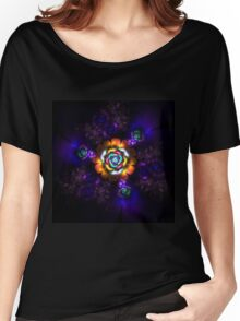 Fantasy roses Women's Relaxed Fit T-Shirt
