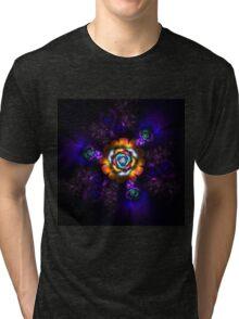 Fantasy roses Tri-blend T-Shirt