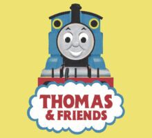 Thomas The Train Kids Tee