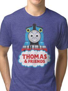 Thomas The Train Tri-blend T-Shirt