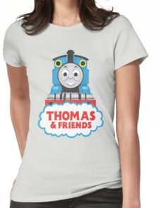 Thomas The Train Womens Fitted T-Shirt