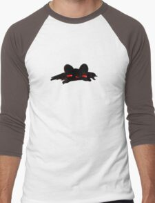 Melting Sludge Rabbit Men's Baseball ¾ T-Shirt