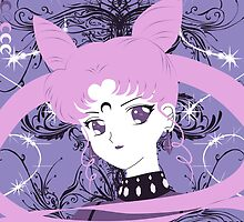 Black Lady - Sailor Moon by notoriously-s