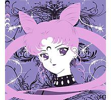 Black Lady - Sailor Moon Photographic Print