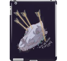 Here On The Eve of Too Long iPad Case/Skin