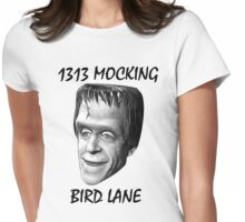 Herman Munster Womens Fitted T-Shirt