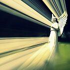 An Angel on Silent Night by Jane Neill-Hancock