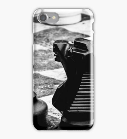 Life Is Simply A Game Of Chess iPhone Case/Skin