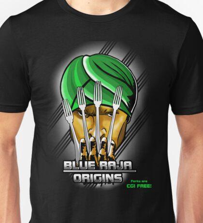 Blue Raja Origins Unisex T-Shirt
