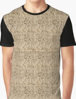 Desert Camo Pattern Graphic T-Shirt