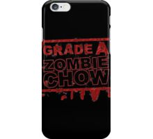 Grade A Zombie Chow iPhone Case/Skin