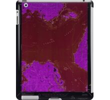 USGS TOPO Map Alaska AK Petersburg B-4 358328 1949 63360 Inverted iPad Case/Skin