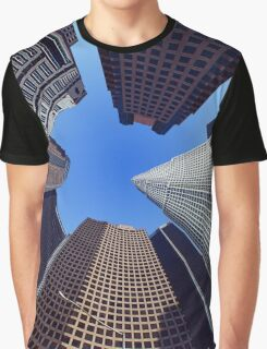 Looking up into the Heights Graphic T-Shirt