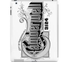 Camberwell iPad Case/Skin