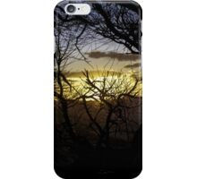 Mt Gillen Sunset iPhone Case/Skin