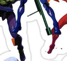 Neon Genesis Evangelion Eva's/Characters Sticker