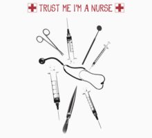 Trust Me I'm a Nurse by filippobassano