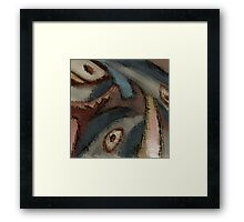 Abstract You Name It Framed Print