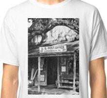 Luckenbach Texas BW Classic T-Shirt