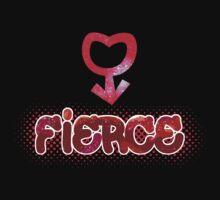 Fierce - Sailor Mars Symbol by heavyhebi