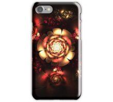 Golden rose iPhone Case/Skin