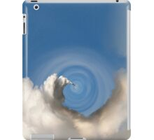 Whooshing Missile into the Center of Time iPad Case/Skin