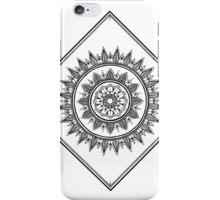 Diamond Mandala iPhone Case/Skin