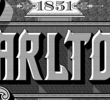 Carlton Sticker