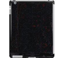 USGS TOPO Map Alaska AK Sagavanirktok A-4 358688 1971 63360 Inverted iPad Case/Skin