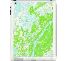 USGS TOPO Map Alaska AK Russian Mission A-6 358636 1954 63360 iPad Case/Skin