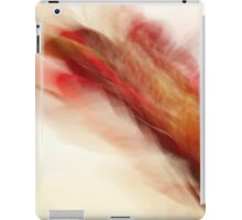 Floral Abstract II - JUSTART ©  iPad Case/Skin
