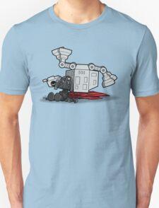 Chillin' like villains Unisex T-Shirt