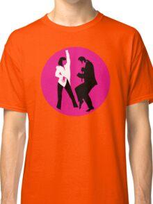 -TARANTINO- Pulp Fiction Dance Classic T-Shirt