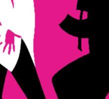 -TARANTINO- Pulp Fiction Dance Sticker