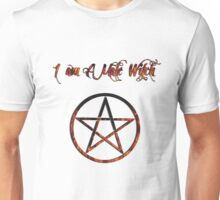 Male Witch Unisex T-Shirt