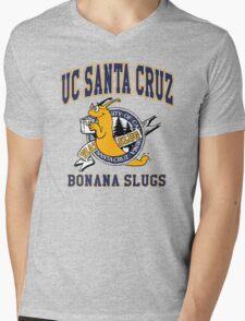-TARANTINO- Pulp Fiction UC Santa Cruz Mens V-Neck T-Shirt