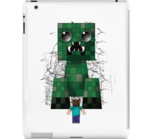 The Lean,Green,TNT Machine iPad Case/Skin