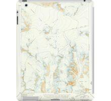 USGS TOPO Map Alaska AK Seldovia D-1 358834 1953 63360 iPad Case/Skin