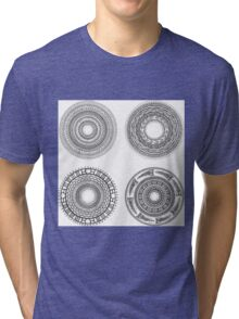 Collection of 4 Tri-blend T-Shirt