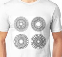 Collection of 4 Unisex T-Shirt