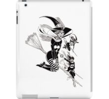 3 WITCHES iPad Case/Skin